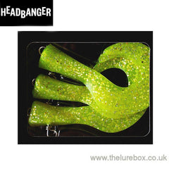 Headbanger 23cm Tail - Spare Replacement Tails - The Lure Box