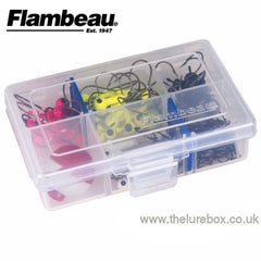 Flambeau Tuff Tainer 4-Partitions - (1002) - The Lure Box