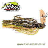 Picasso Aaron Martens Shock Blade Vibrating Jigs - 3/8oz