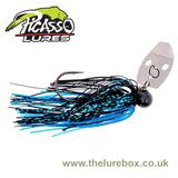 Picasso Lures Aaron Martens Shock Blade Tungsten Knocker Vibrating Jigs - 1/2oz