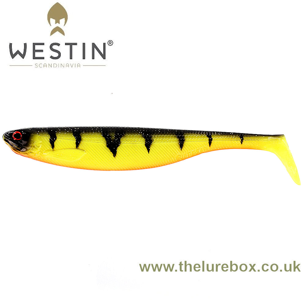 Westin ShadTeez 7.5cm - The Lure Box