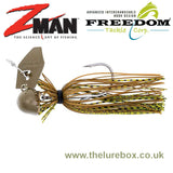 Z-Man Freedom CFL Chatterbait 14g - The Lure Box