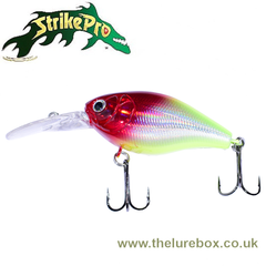 Strike Pro Cranky X Deep 5cm Crankbait - The Lure Box