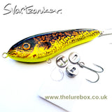 Svartzonker - The Button Hardbait Weight System - The Lure Box