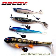 Decoy trailer blade Colorado, Silver - The Lure Box