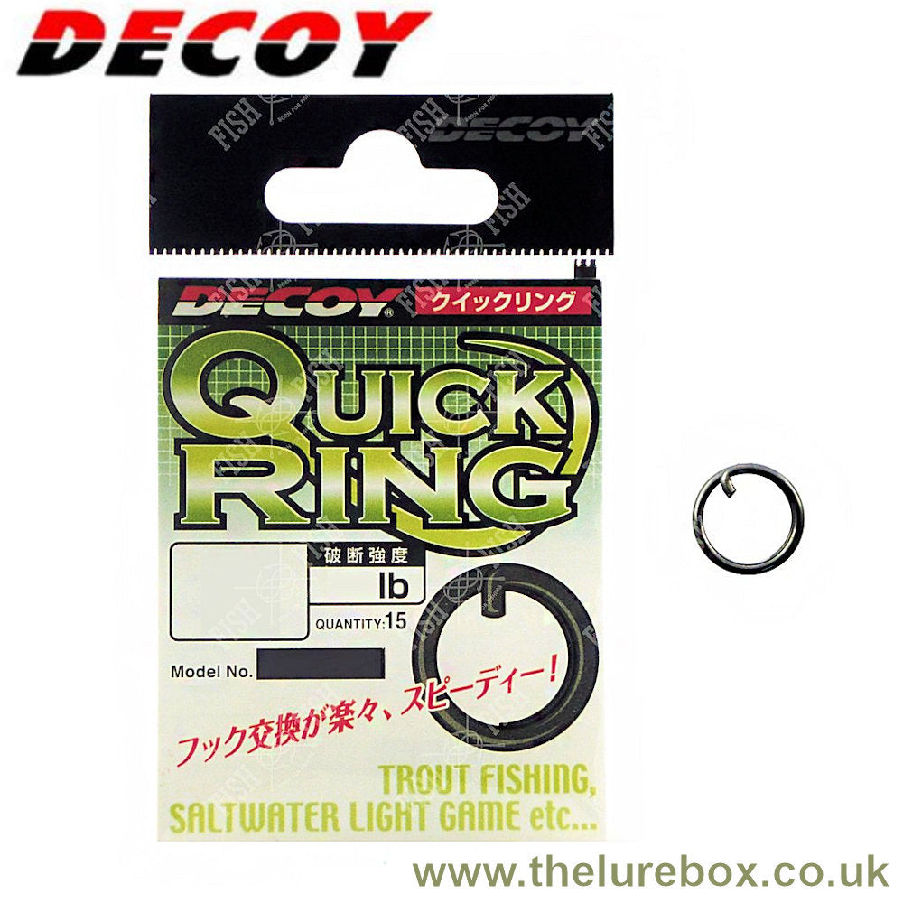 Decoy Quick Split Ring