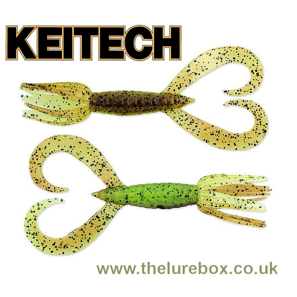 Keitech Little Spider 3""