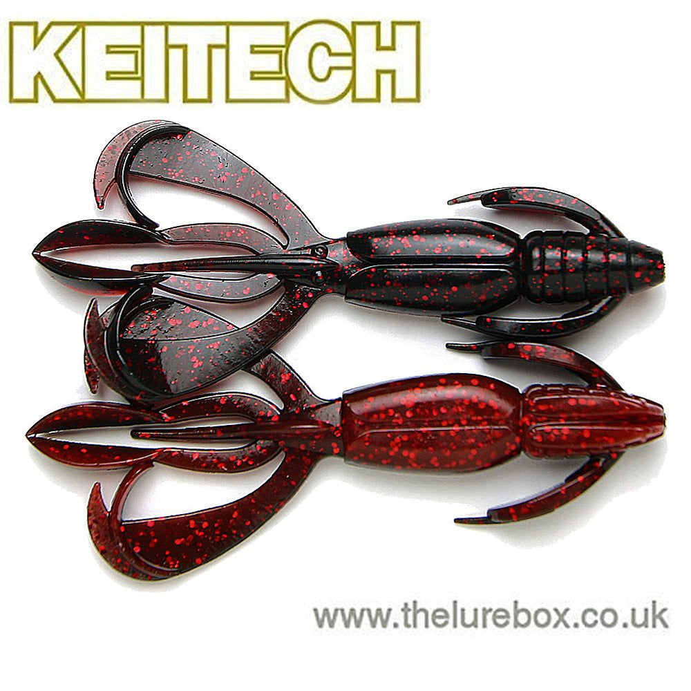 Keitech Crazy Flapper 3.6""