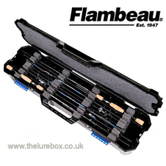 Flambeau 4 Rod Bunk Box - The Lure Box