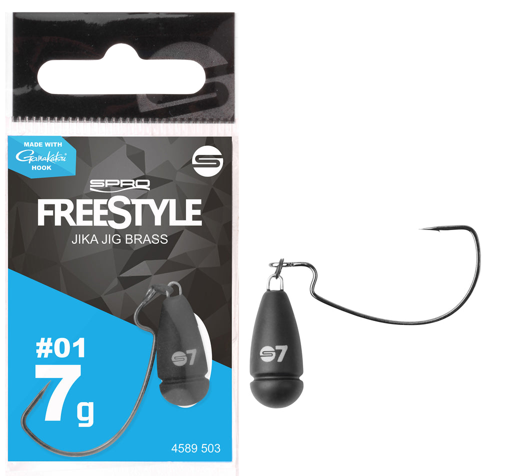 SPRO Freestyle Jika Rig