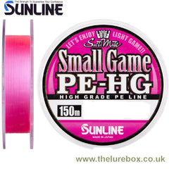 Sunline Small Game PE HG - 150m