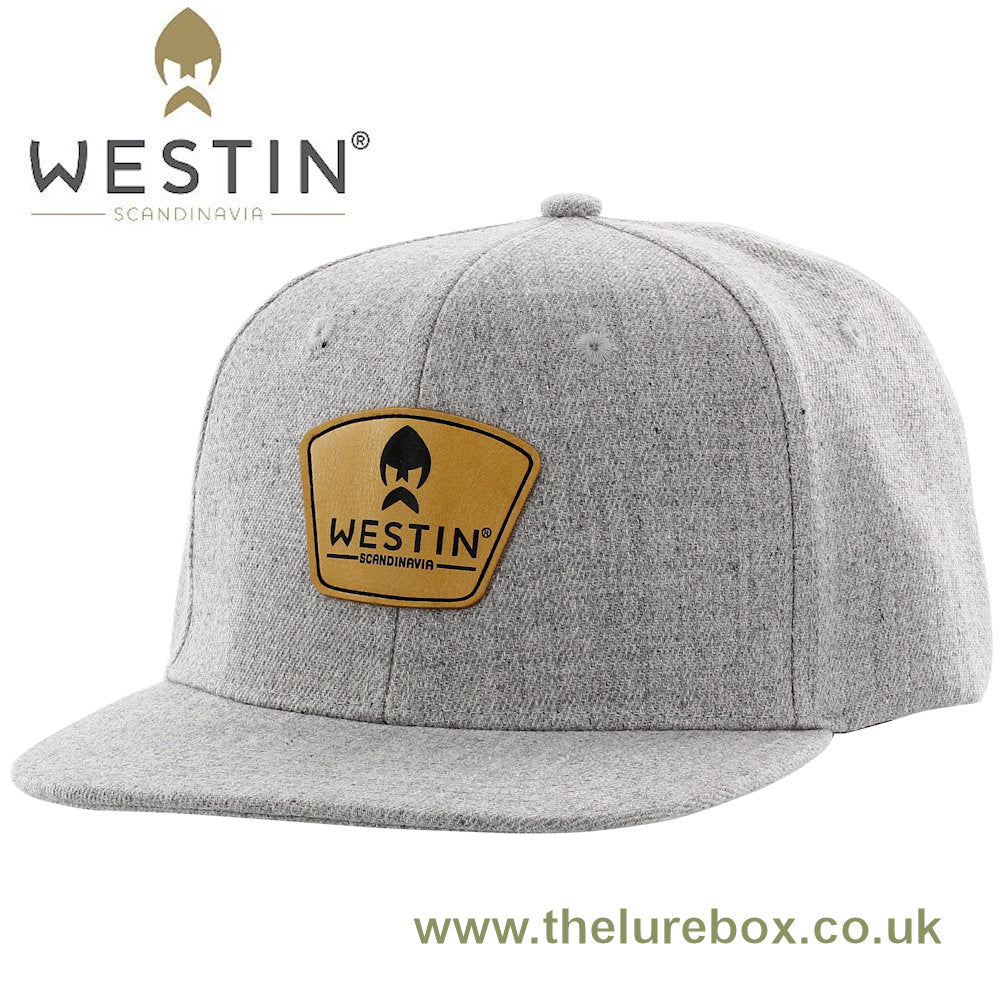 Westin Viking Helmet Cap One Size Fits All - Dove Grey - The Lure Box