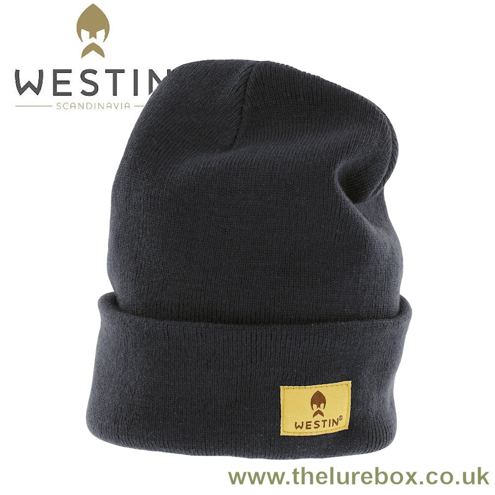 Warm Beanie One Size Fits All - Black - The Lure Box