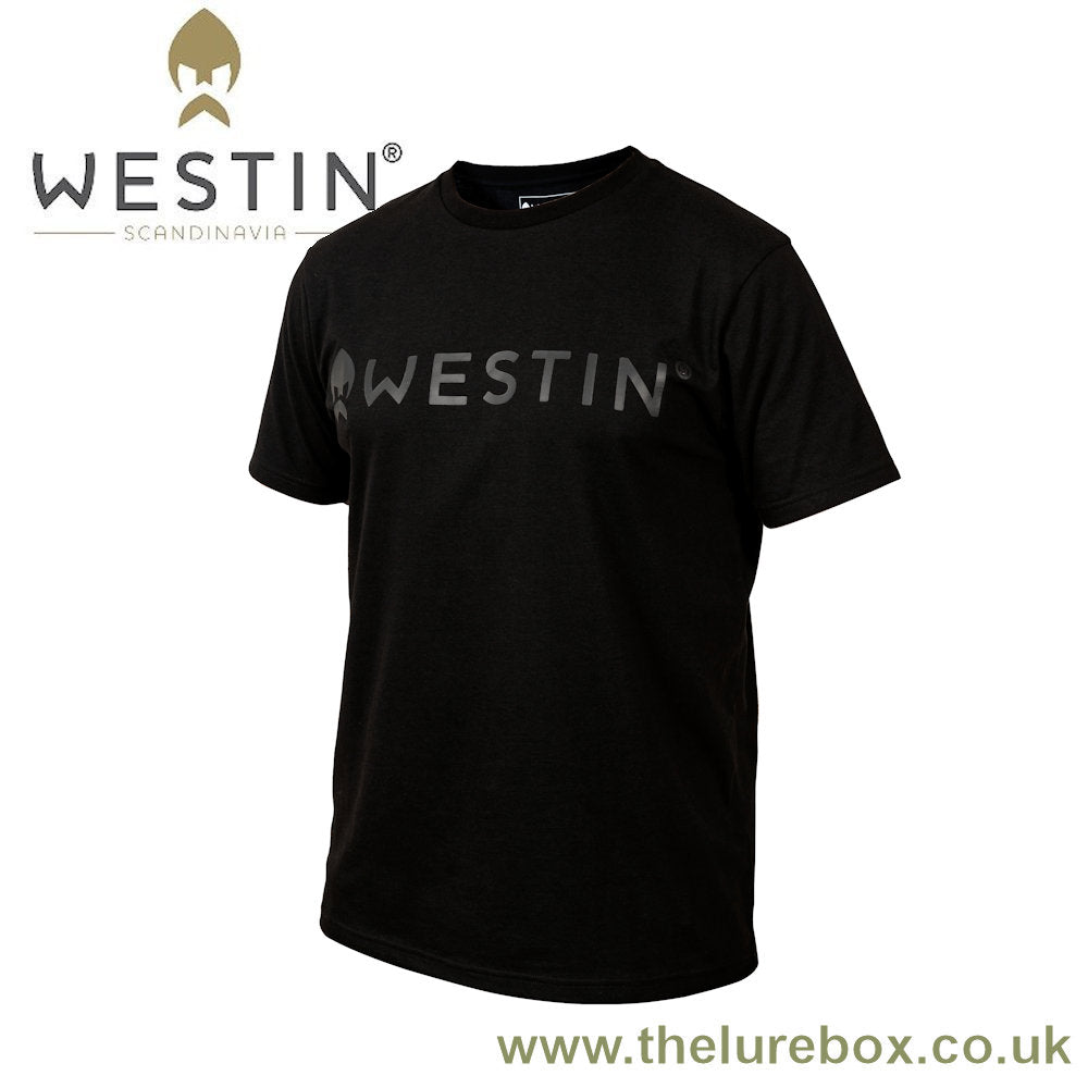 Westin Stealth T-Shirt Black - The Lure Box
