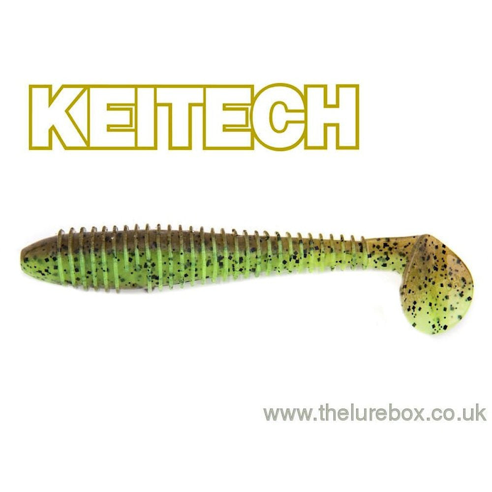 Keitech Fat Swing Impact 2.8""