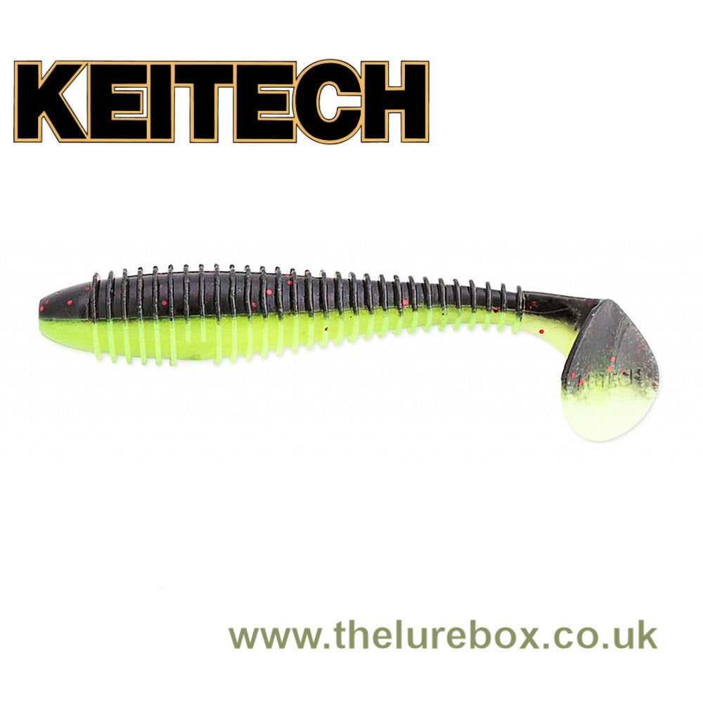 Keitech Fat Swing Impact 3.3""
