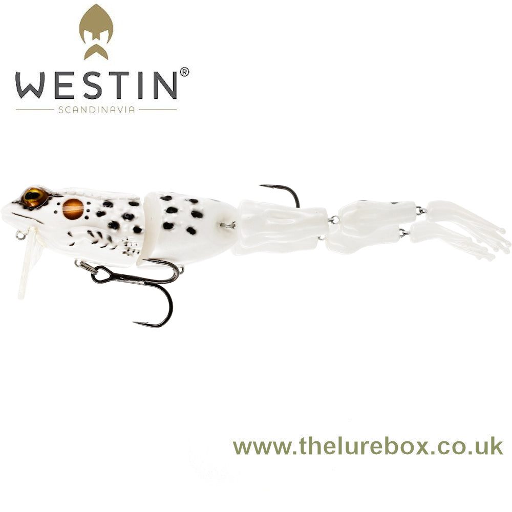 Freddy The Frog 18.5cm - The Lure Box