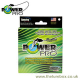 Power Pro Braid By Shimano - The Lure Box