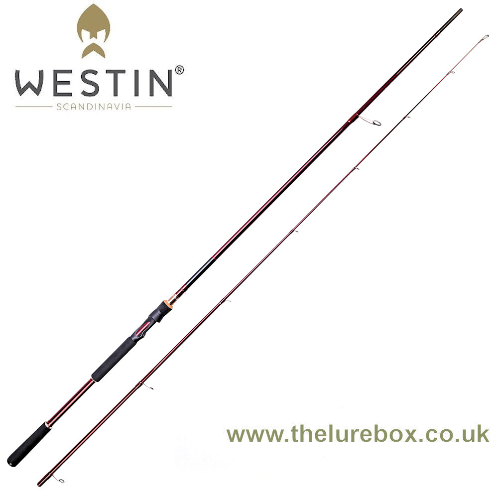 Westin W6 PowerTeez - Spinning Rod