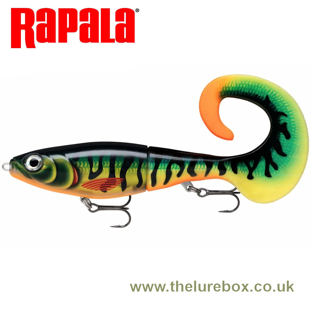 Rapala X-Rap Otus - 25cm - The Lure Box