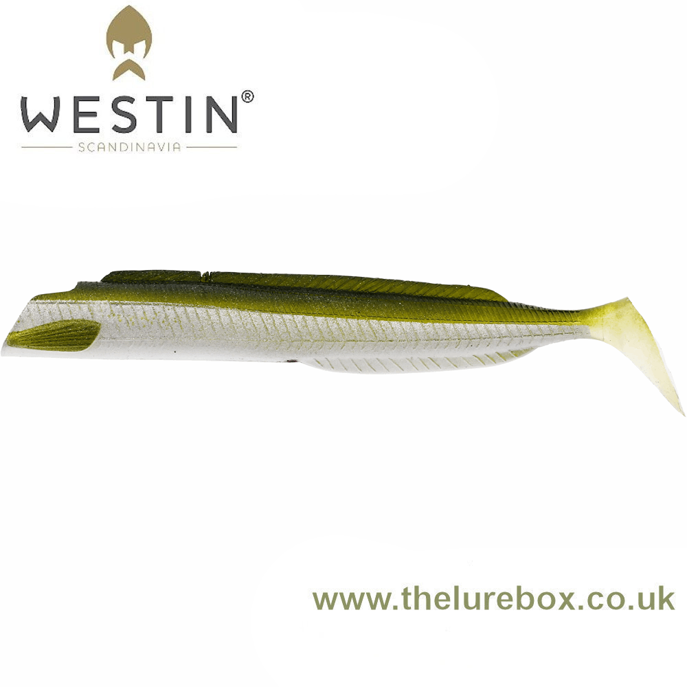 Westin Sandy Andy 13cm - Spare Body - The Lure Box