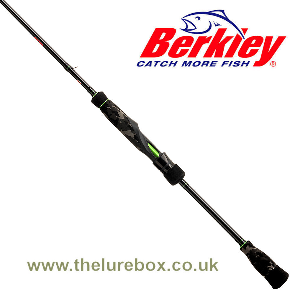 Berkley URBN All Rounder Spinning Rod - 7-24g