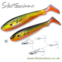 Real Series Value Pack 21cm & 17cm, Stinger Tackle & Screw In Dot - The Lure Box