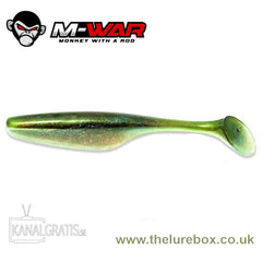 Kanalgratis, M-War Monkey Shad 9cm - The Lure Box