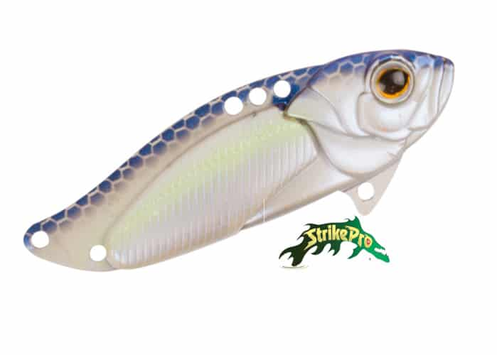 Strike Pro Astro Vibe UV 6,5cm - The Lure Box