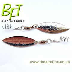 BFT Blade Attractor Willow Silver