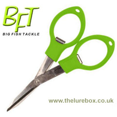 BFT Folding Scissors - The Lure Box