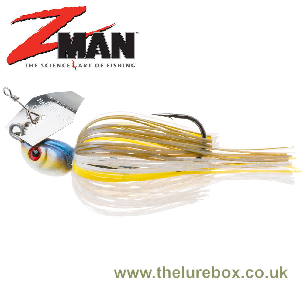 Z-Man Chatterbait Project Z - 14g - The Lure Box