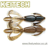 "Keitech Crazy Flapper 2.8"" - The Lure Box"