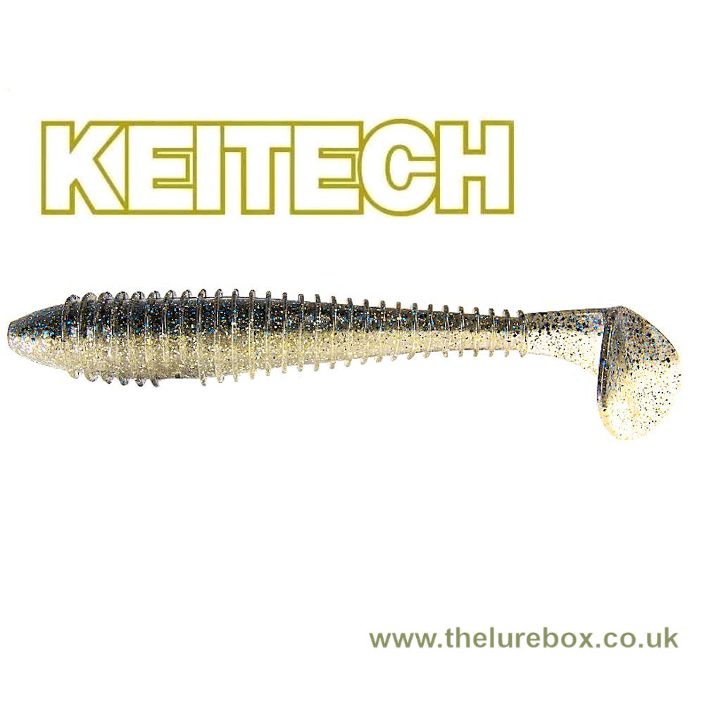 "Keitech Fat Swing Impact 6.8"" - The Lure Box"