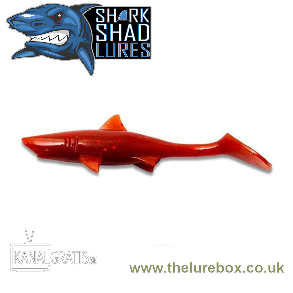 Kanalgratis Baby Shark Shad 10cm - The Lure Box
