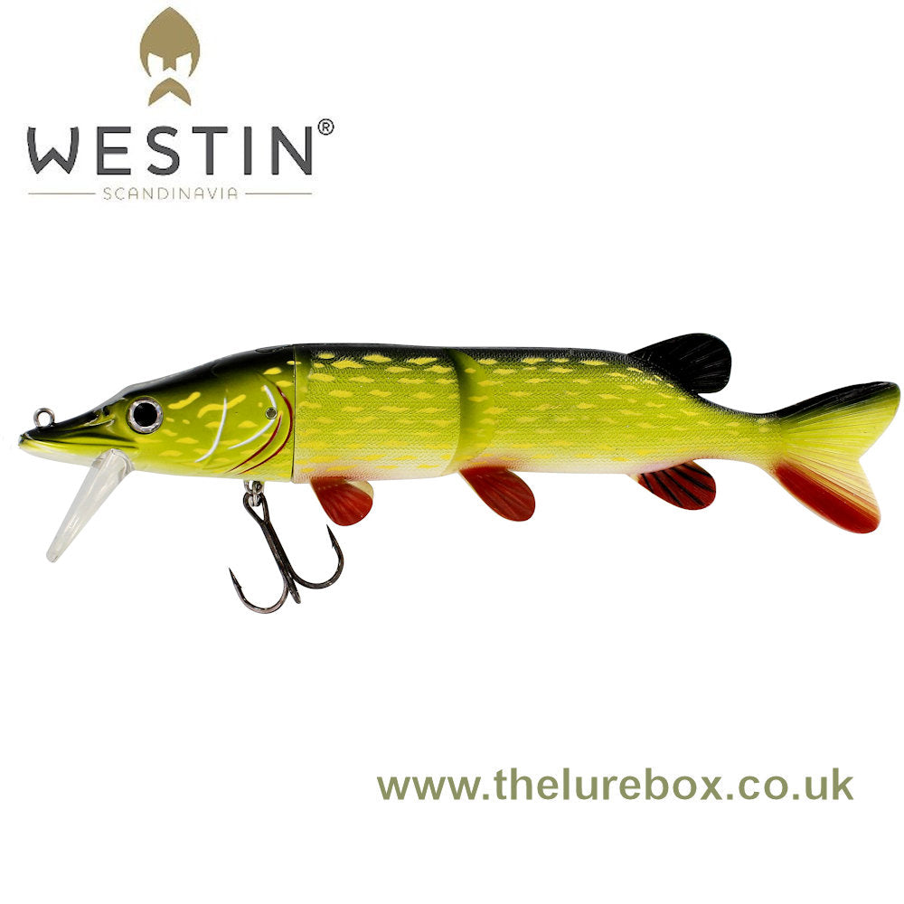 Westin Mike The Pike 17cm - The Lure Box