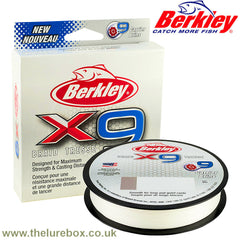 Berkley X9 Braid Crystal - 150m