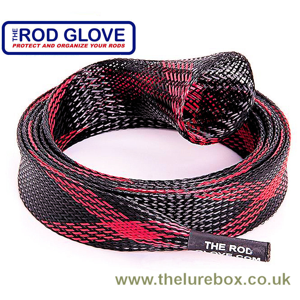 Rod Glove - Protective Baitcasting Rod Sleeve - 6 ft - The Lure Box