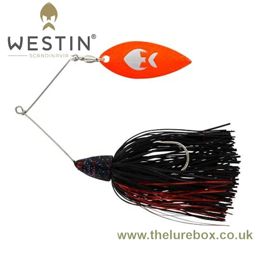 Westin MonsterVibe Willow Blade Spinnerbait 23g - The Lure Box
