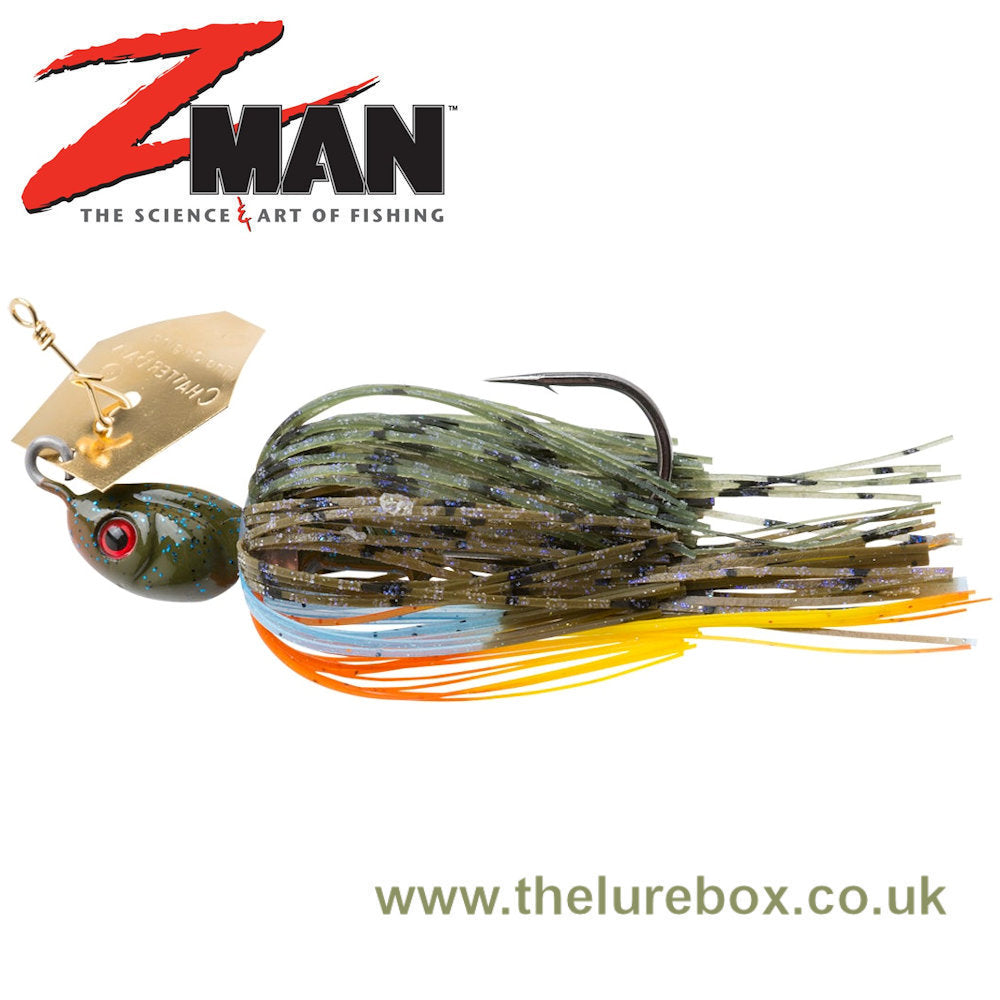 Z-Man Chatterbait Project Z - 28g - The Lure Box