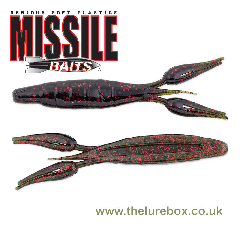 Missile Baits Missile Craw 10cm - The Lure Box