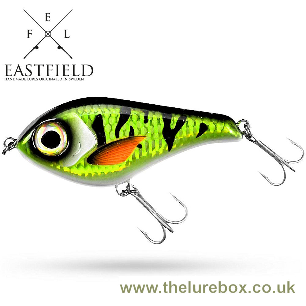 Eastfield Lures Chubby Chaser Jerkbait