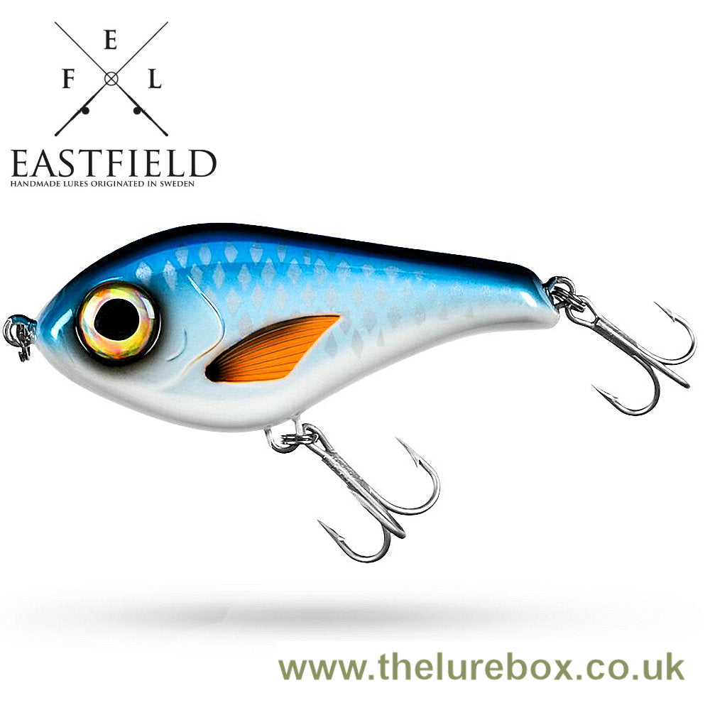 Eastfield Lures Chubby Chaser Jerkbait - The Lure Box