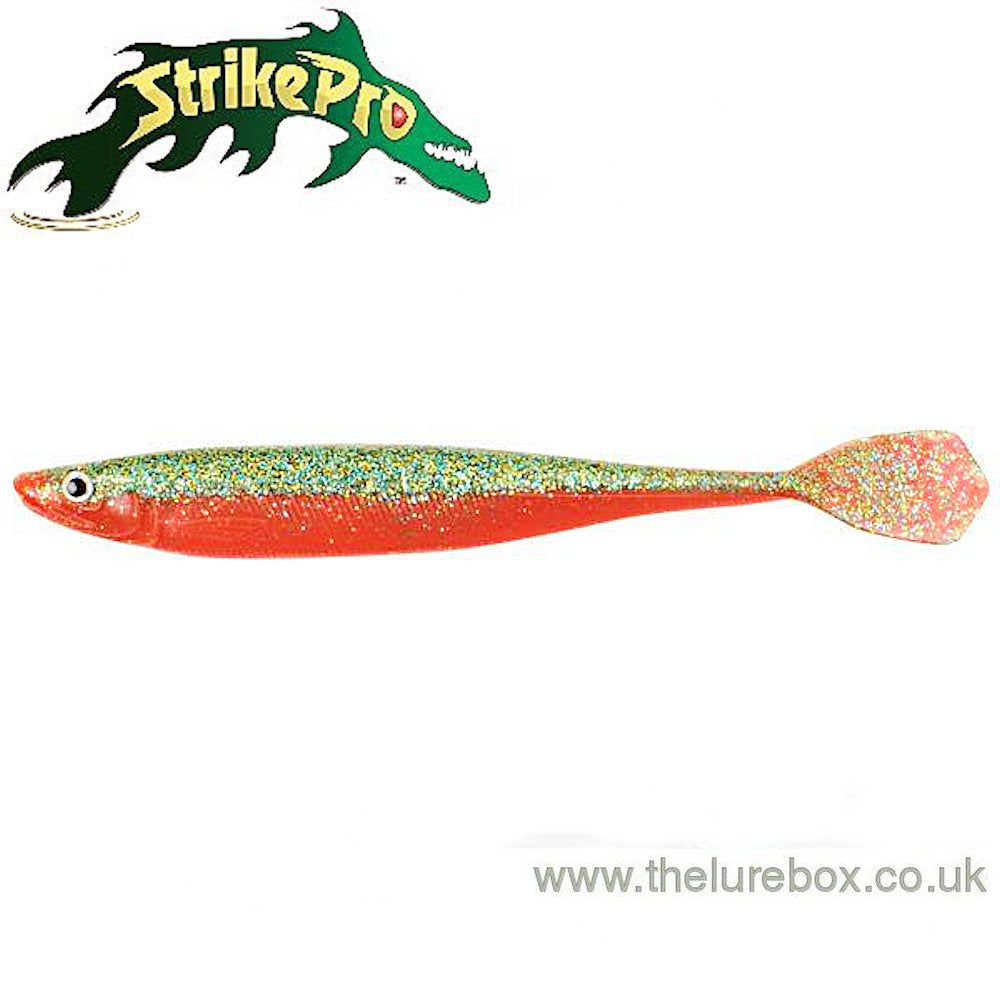 Strike Pro Vertical Gunslinger 16cm - The Lure Box