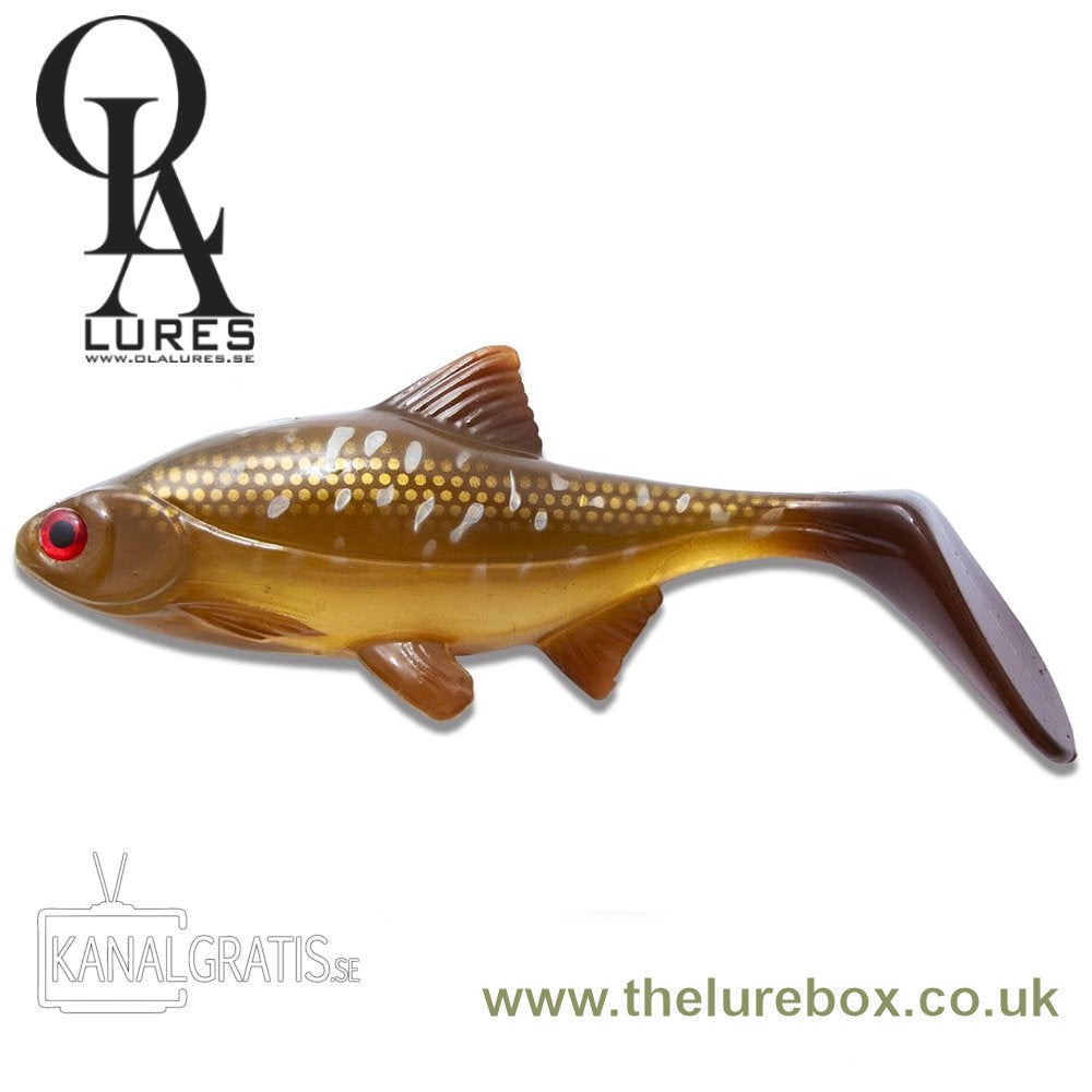 Hooligan Roach 21cm - The Lure Box