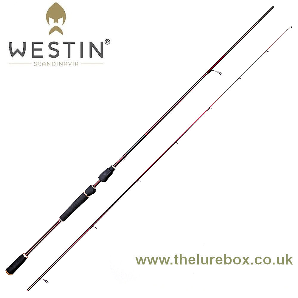 Westin W6 - Dropshot Rod - The Lure Box
