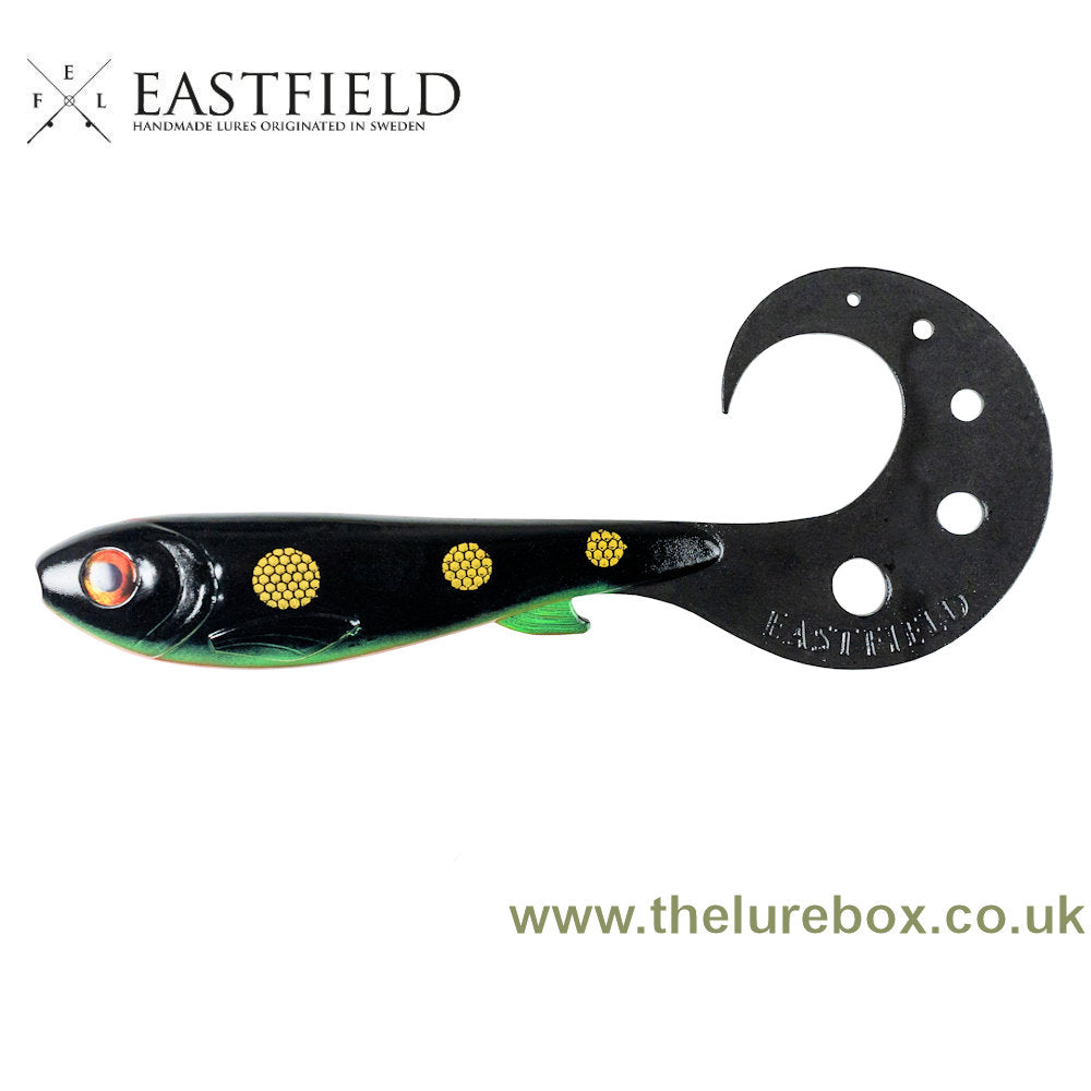 Eastfield Lures Wingman Curly Tail 23cm - The Lure Box