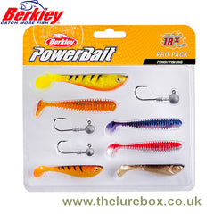Berkley PowerBait Pike Perch & Zander Pro Mixed Packs