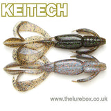 "Keitech Crazy Flapper 3.6"" - The Lure Box"