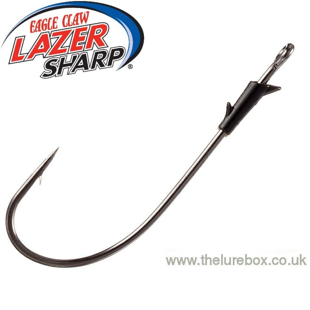 Eagle Claw Lazer Sharp Finesse Worm Hook - L18 - The Lure Box